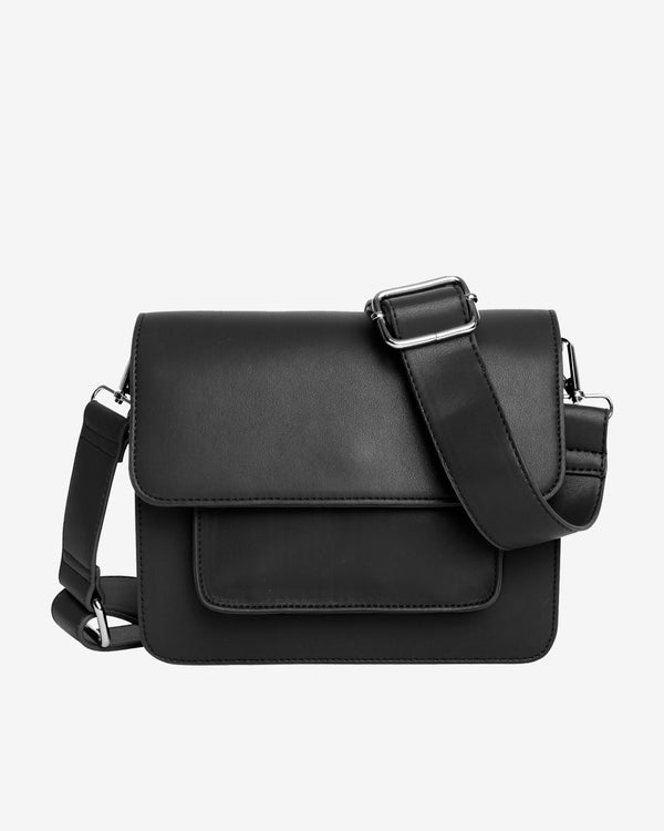 Hvisk CAYMAN POCKET SOFT Crossbody 009 Black