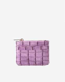 Hvisk CAYMAN CARD HOLDER Wallet 008 Purple