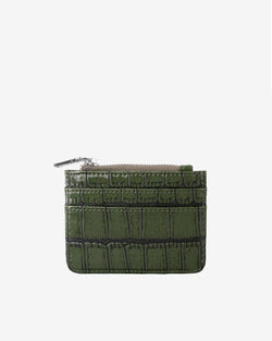 Hvisk CAYMAN CARD HOLDER Wallet 010 Green