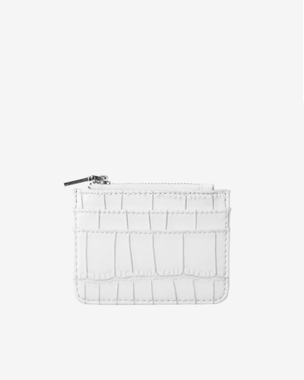 Hvisk CAYMAN CARD HOLDER Wallet 029 White Multi