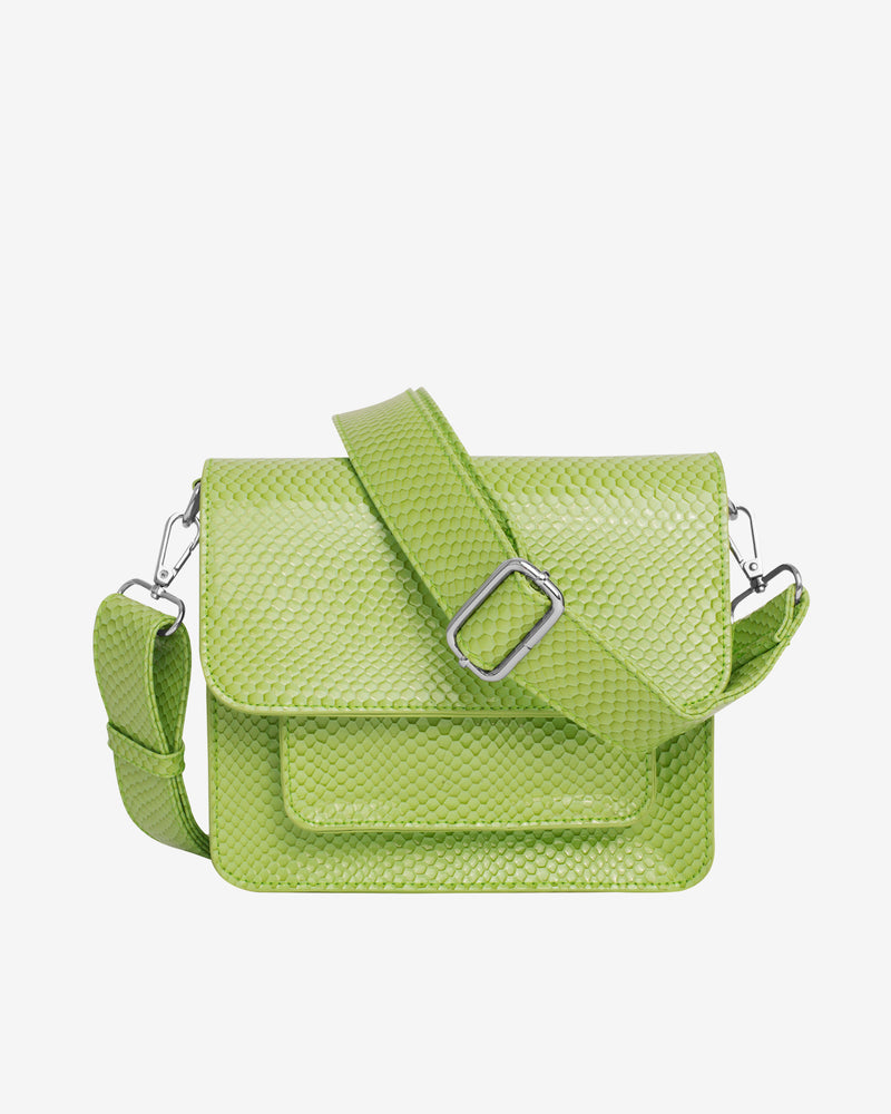 Hvisk CAYMAN POCKET BOA Crossbody 010 Green