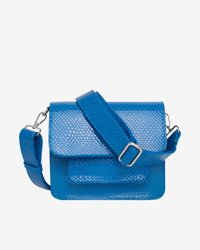 Hvisk CAYMAN POCKET BOA Crossbody 014 Blue