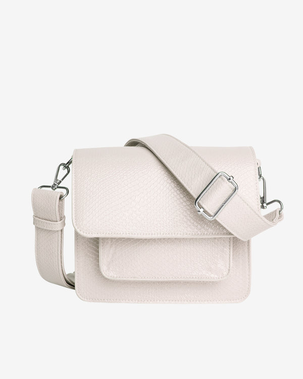 Hvisk CAYMAN POCKET BOA Crossbody 090 Cream