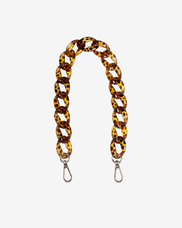 Hvisk CHAIN HANDLE Strap 058 Tortoise