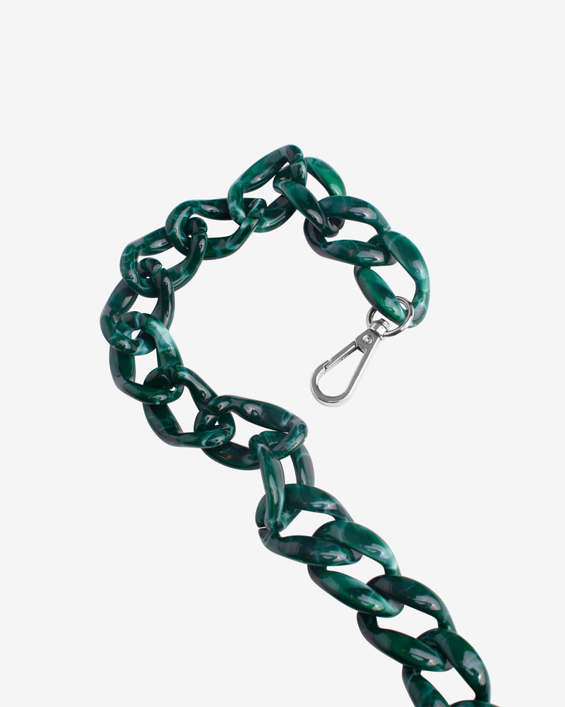 Hvisk CHAIN HANDLE Strap 075 Jungle Green