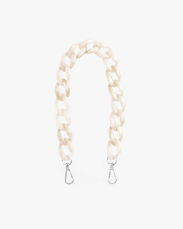 Hvisk CHAIN HANDLE Strap 090 Cream