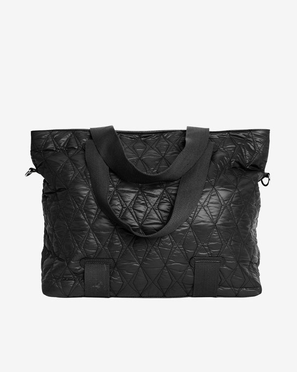 Hvisk COAST QUILTED SEA Shopper 009 Black