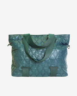 Hvisk COAST QUILTED SEA Shopper 010 Green