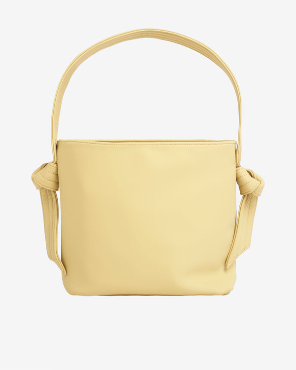 Hvisk ELIV RESPONSIBLE Bucket Bag 128 Pastel Yellow