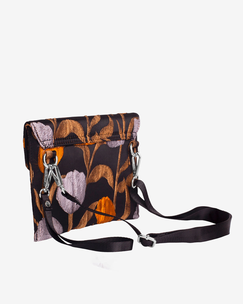 Hvisk EVOLVE FLOWER Crossbody 009 Black