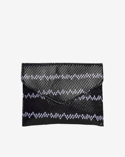 Hvisk EVOLVE SNAKE Crossbody 009 Black