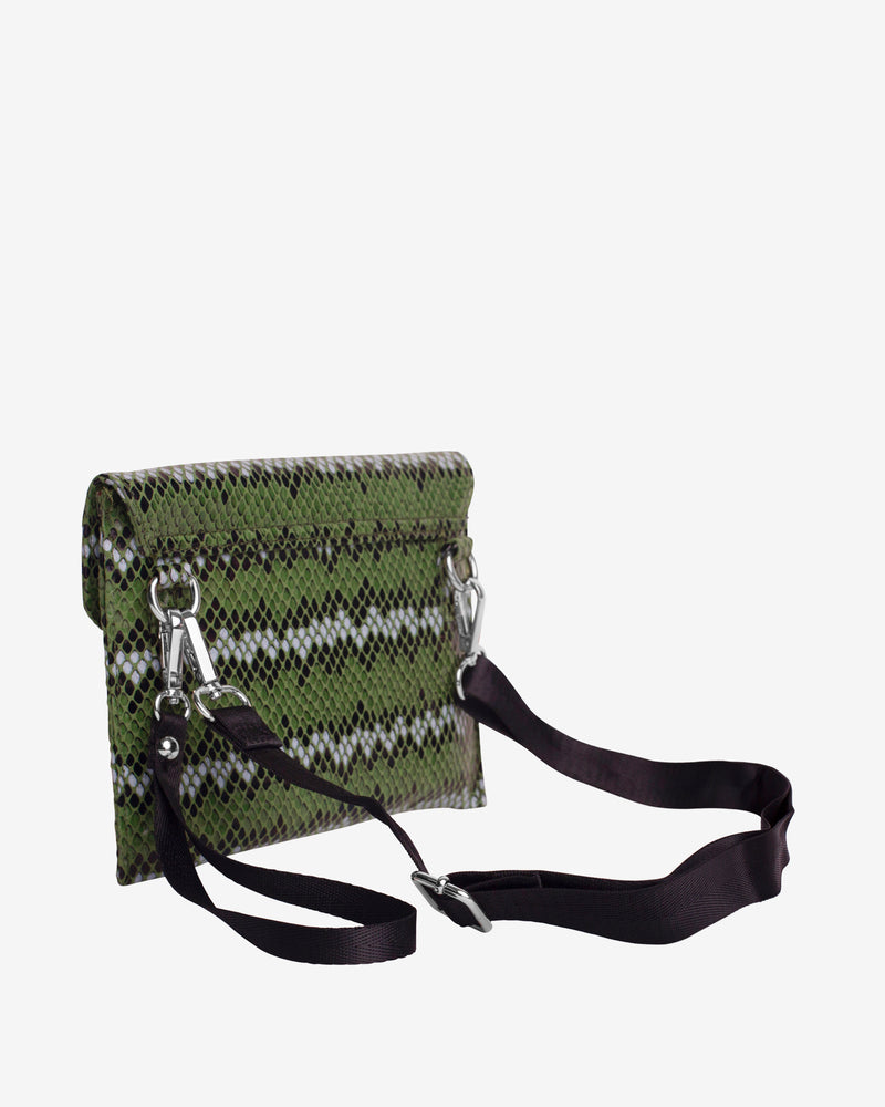 Hvisk EVOLVE SNAKE Crossbody 010 Green