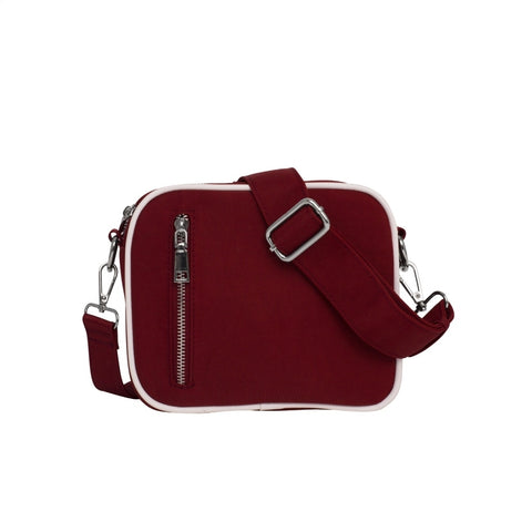 Hvisk FAUNA Crossbody 066 Wine Red