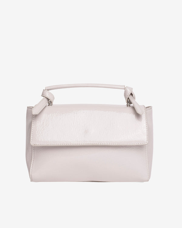 Hvisk GANNET GLOSSY Handle Bag 027 White