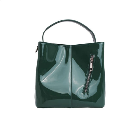 Hvisk GLAZE MEDIUM Crossbody 010 Green
