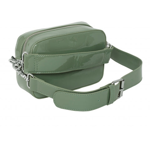 Hvisk GLAZE SMALL Crossbody 002 Dusty Green