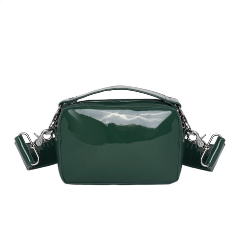 Hvisk GLAZE SMALL Crossbody 010 Green