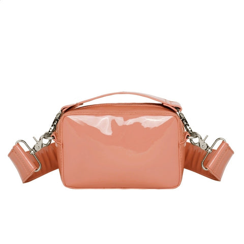 Hvisk GLAZE SMALL Crossbody 022 Pink