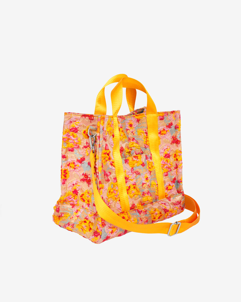 Hvisk GLEAM MEDIUM MULTI Handle Bag 028 Peach