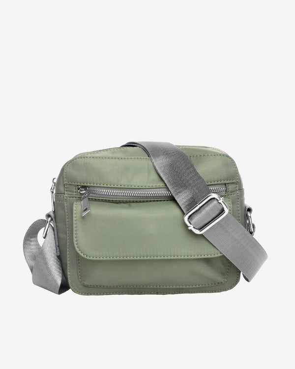 Hvisk HALLI NYLON Crossbody 010 Green