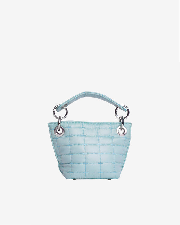 Hvisk NEAT MINI WANDER Handle Bag 081 Light Blue