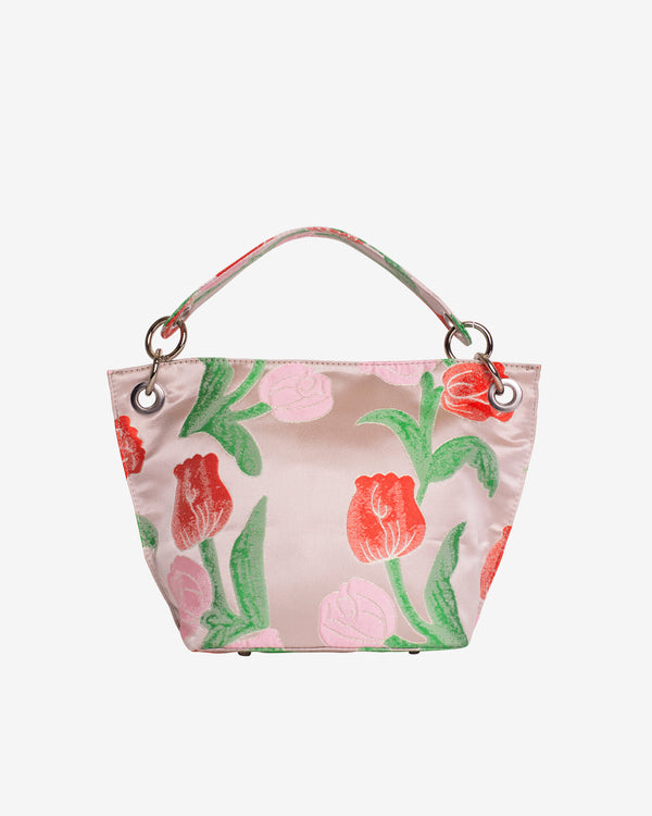 Hvisk NEAT TULIP Handle Bag 074 Light Pink