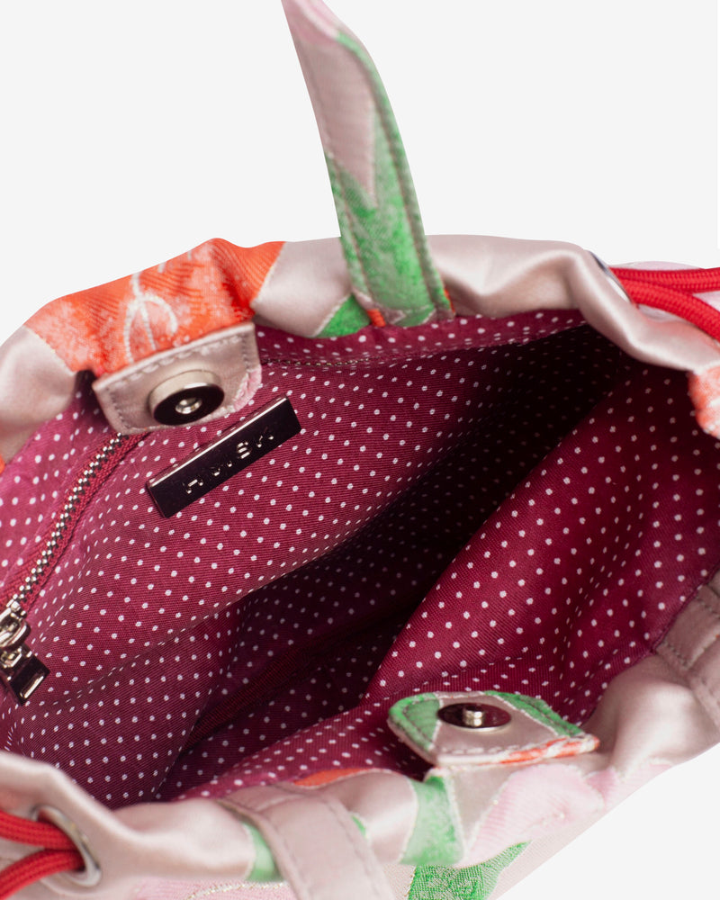 Hvisk POUCH TULIP Handle Bag 074 Light Pink