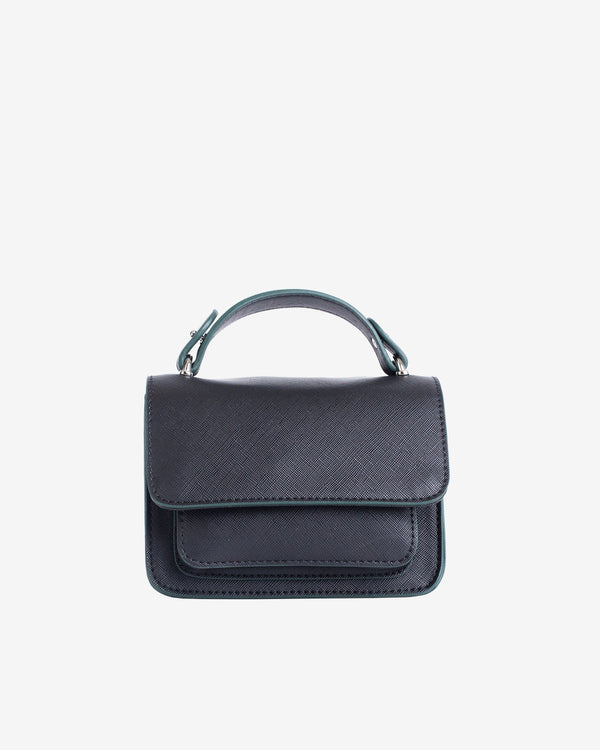 Hvisk RENEI TONAL TEXTURE Crossbody 009 Black