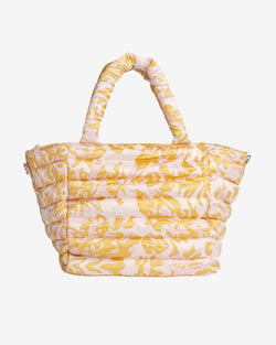 Hvisk VALLEY MEDIUM SAVILLE Handle Bag 109 Sunkissed Yellow