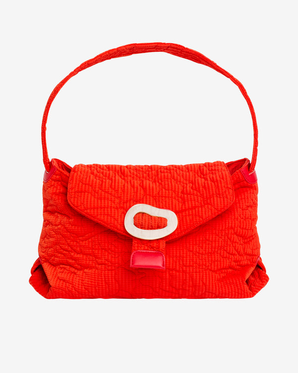 Hvisk BILLOW POSY Handle Bag 118 Orange/red