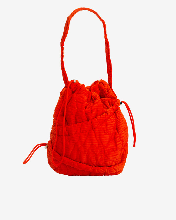 Hvisk CLOUD POSY Handle Bag 118 Orange/red