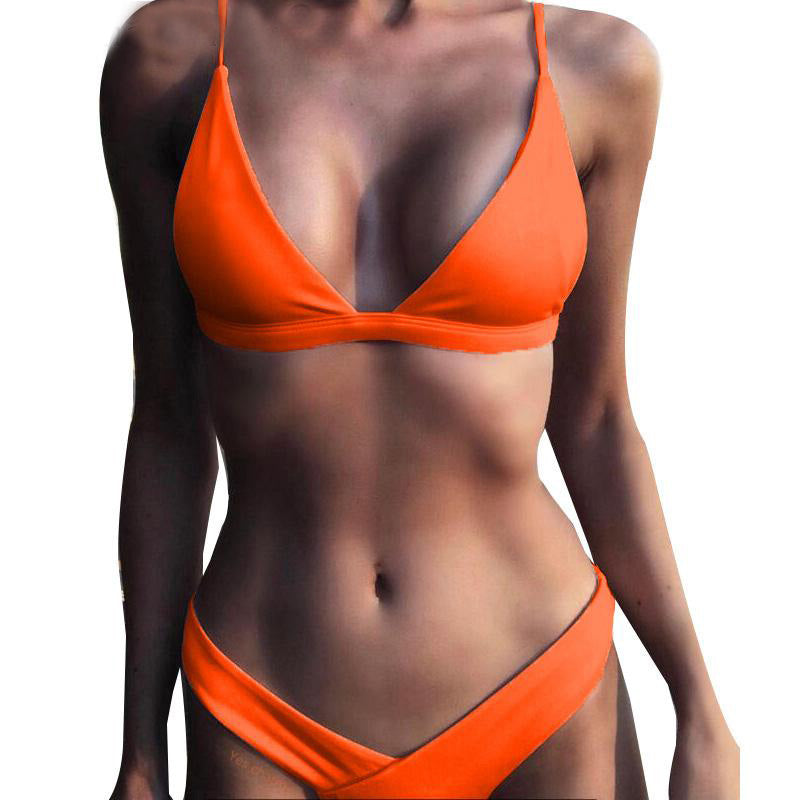 Low Waist Swimwear Bathing Suit