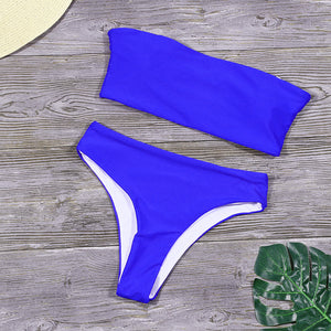 New High Waist Swimwear