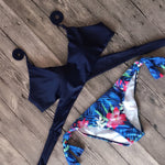 2020 Brazilian Thong Bikini Set