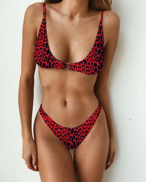 Low Waist Thong Swimwear