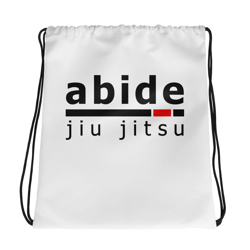 Abide Drawstring Bag