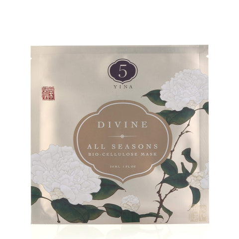 5YINA Exfoliator & Mask Single mask Divine Mask Box