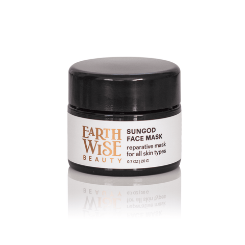 Earthwise Beauty Exfoliator & Mask Sungod Face Mask