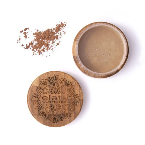 Elate Face Powder Loose finishing powder - Luminous