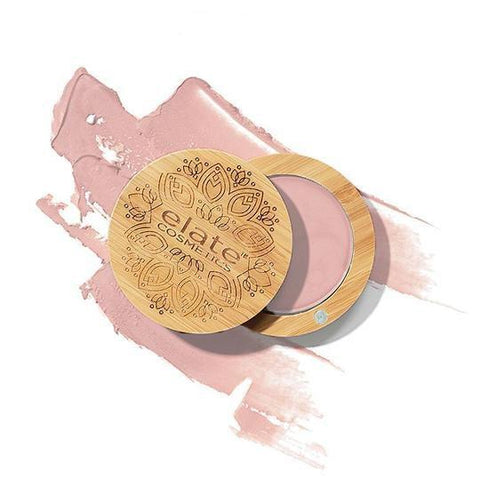 Elate Highlighter With Bamboo Compact Universal Crème - Celestial