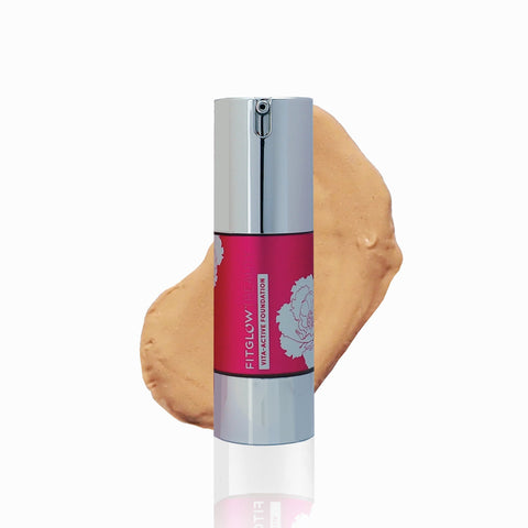 Fitglow Foundation Vita Active Foundation (VF 3.5)
