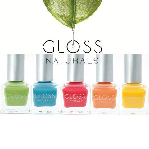 Gloss Naturals Nail Polish Aquamarine - 352 - Nail Polish