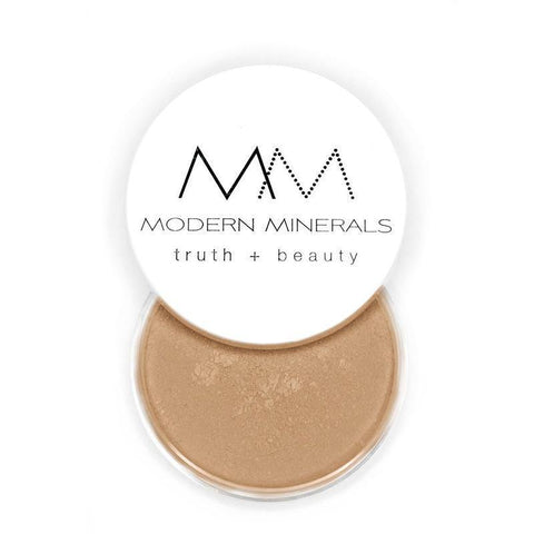 Modern Minerals Foundation Mineral Foundation - Bronze Almond
