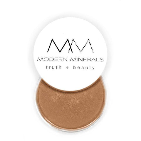 Modern Minerals Foundation Mineral Foundation - Bronze Honey