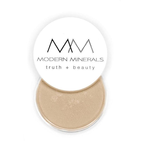 Modern Minerals Foundation Mineral Foundation - Golden Almond