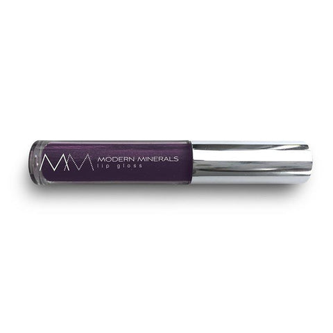 Modern Minerals Lip Gloss Invigorating Lip Gloss - Amethyst