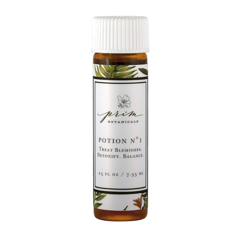 Prim Botanicals Serum & Oil Potion N°1