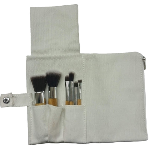 Pure Anada Brushes Vegan Brush Set