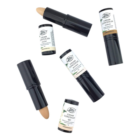 Pure Anada Concealer Cream Concealer Stick - Light
