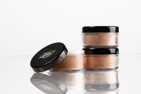 Pure Anada Face Powder Loose Mineral Finishing Powder - Glow
